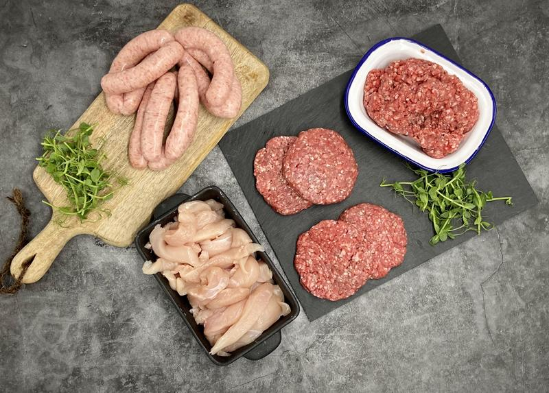 Keelham Butchery Family Pack