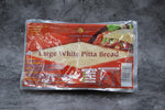 Large White Pitta Bread 6pk