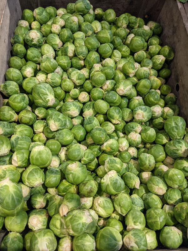 Brussels Sprouts, per 300g