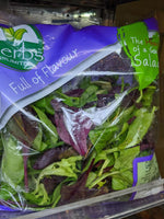 Herbs Unlimited Garden Herb Salad 100g