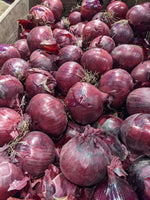 Red Onions, per 500g