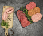 Keelham Beef Steak Value Pack