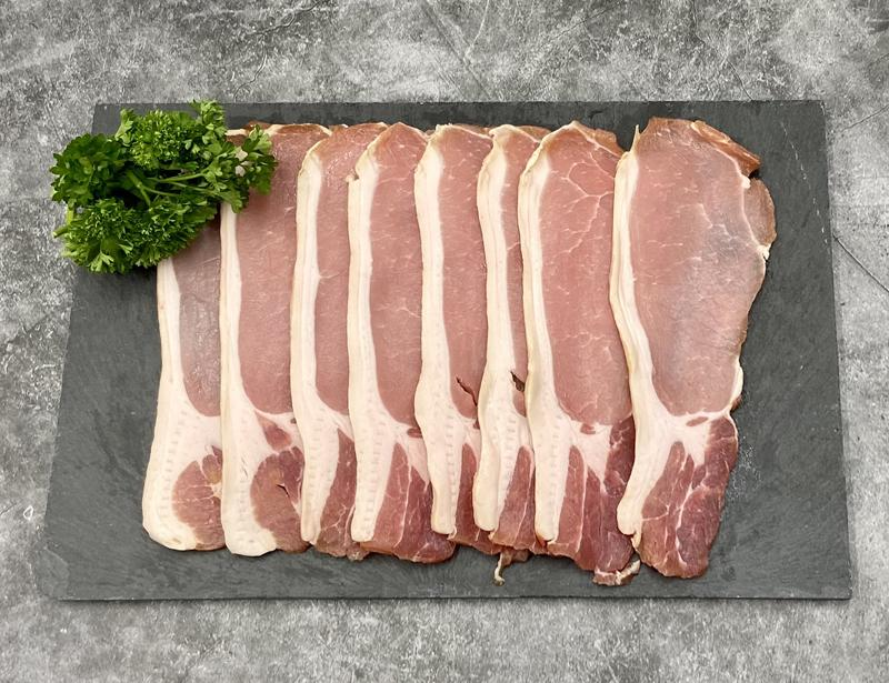 Keelham Smoked Yorkshire Back Bacon - 8 Rashers