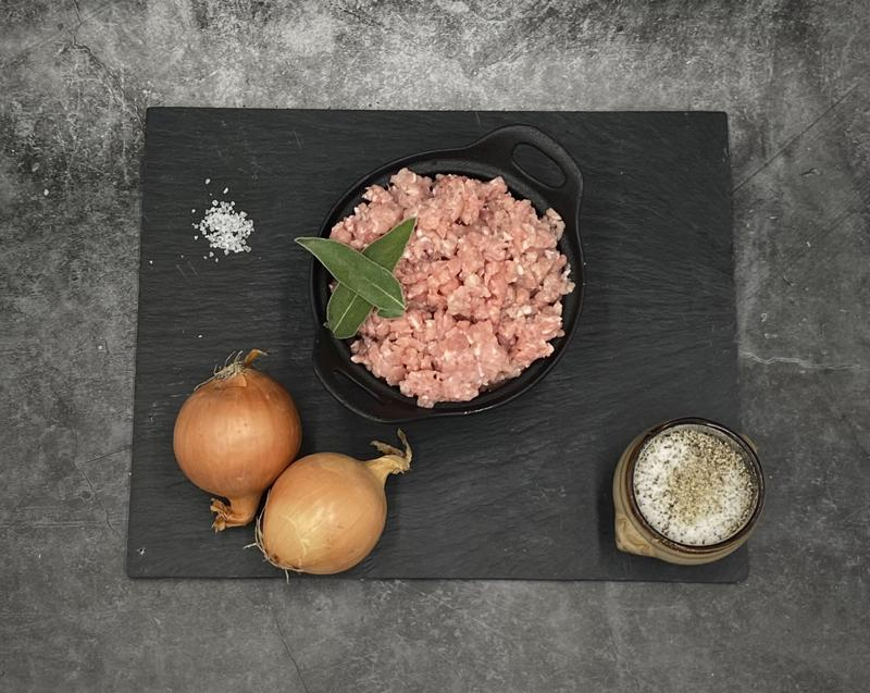 Minced Pork, per 300g