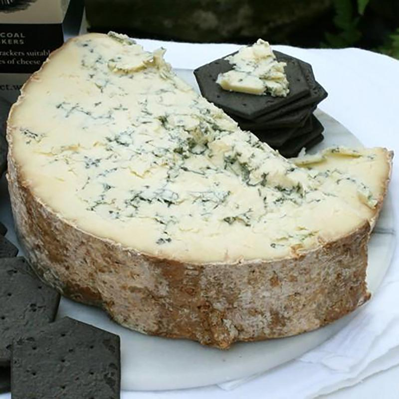 Load image into Gallery viewer, Tuxford Tebbut Blue Stilton 160g