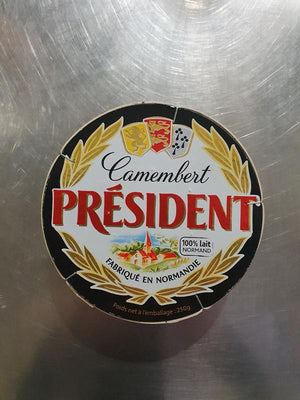 Load image into Gallery viewer, President Camembert 250g