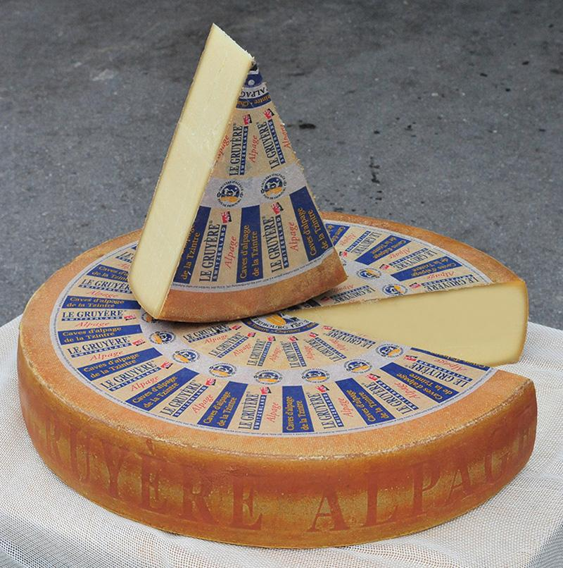 Load image into Gallery viewer, Gruyere Swiss, per 200g