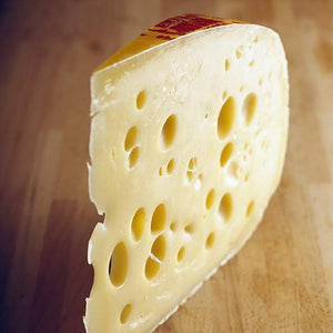 Load image into Gallery viewer, French Emmenthal, per 200g