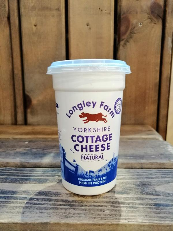 Longley Farm - Cottage Cheese 250g