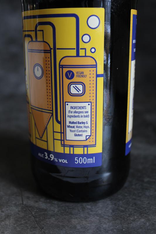 Load image into Gallery viewer, Yorkshire Heart Blonde Ale 500ml