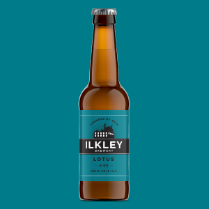 Ilkley Lotus IPA 5.9% 330ml