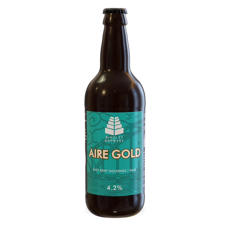 Aire Gold 4.2% 500ml