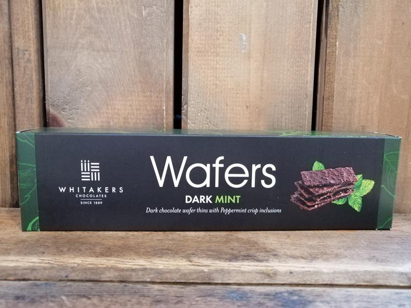 Whitakers Mint Wafers 175g
