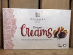 Whitakers Ginger Cremes 150g