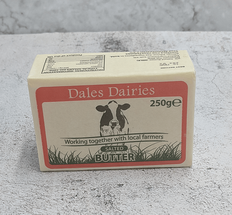 Dales Dairies - Salted Butter 250g