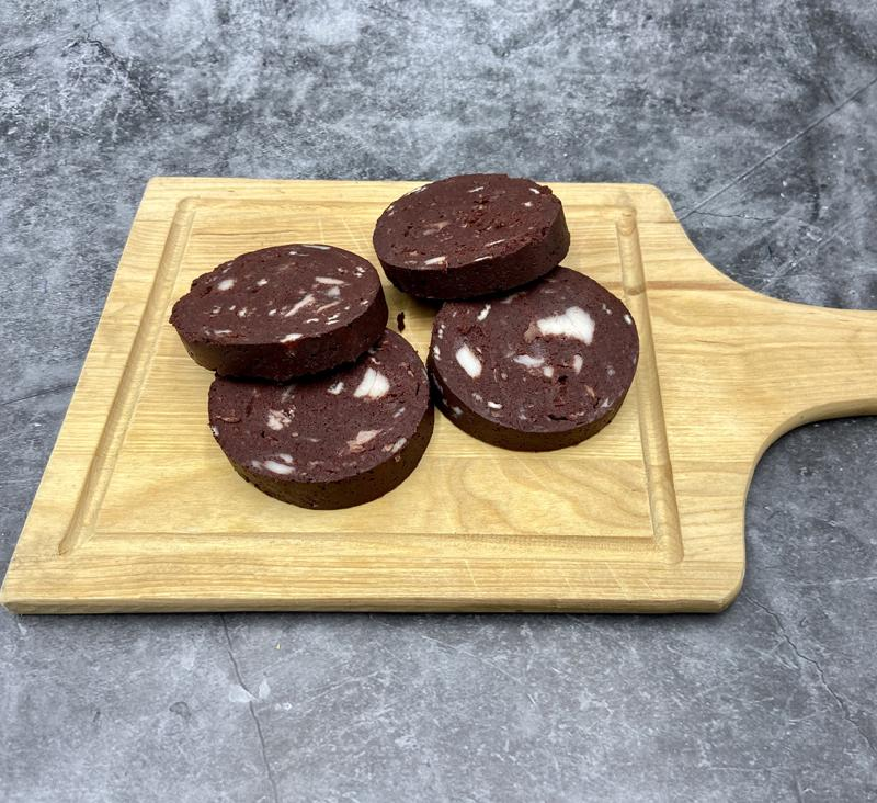 Keelham Black Pudding, Min weight 220g