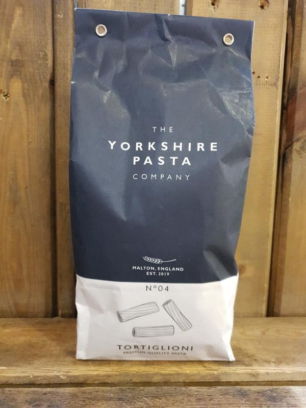 The Yorkshire Pasta Company - No 04 Tortiglioni 500g