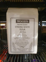 Woods Plain Strong Flour 1.5kg