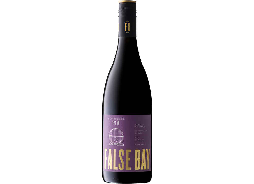 False Bay Syrah 75cl