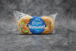Warburtons Plain Thin Bagels 6pk
