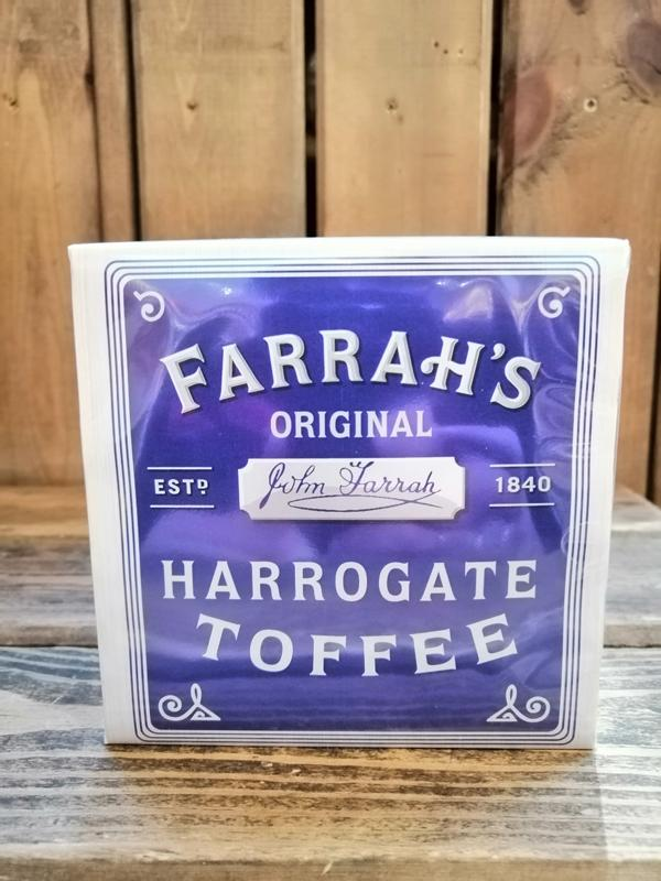 Farrah's Harrogate Toffee Box 100g