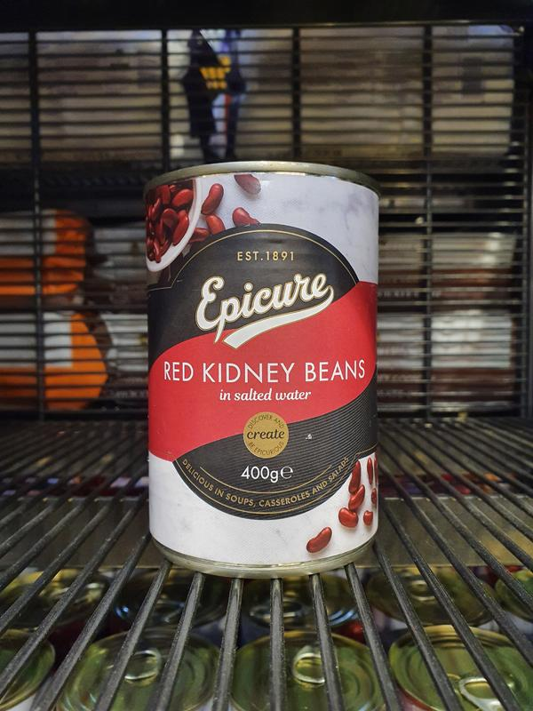 Epicure - Red Kidney Beans 400G