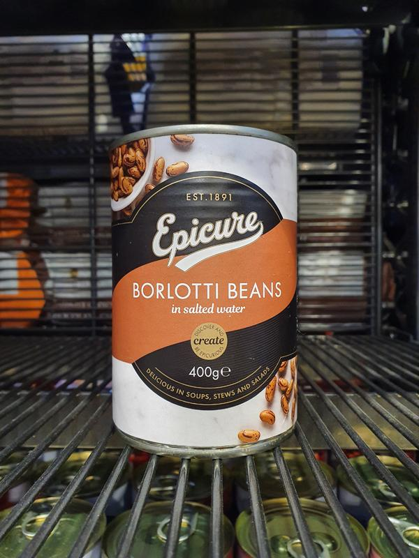 Load image into Gallery viewer, Epicure - Borlotti Beans 400G