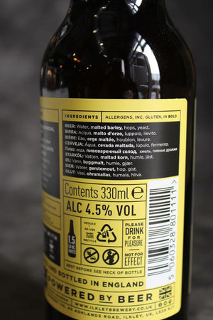 Load image into Gallery viewer, Ilkley Slake Lager 330ml