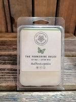Yorkshire Candle Company - Wax Bars: Yorkshire Dales