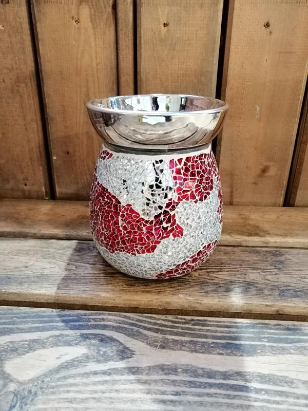 Yorkshire Candle Company - Oil Burner: Red Electric Melter