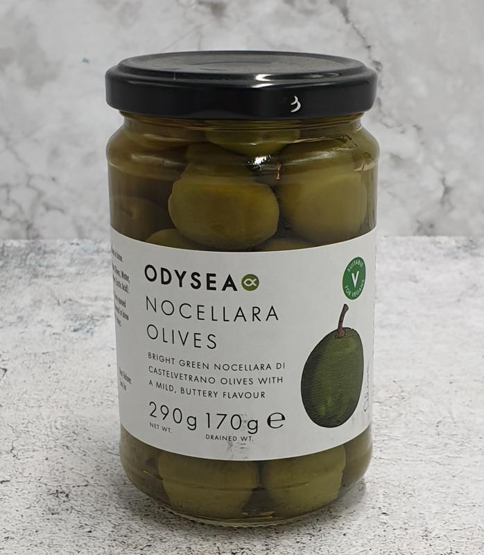 Nocellara Olives in Brine