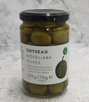 Load image into Gallery viewer, Nocellara Olives in Brine