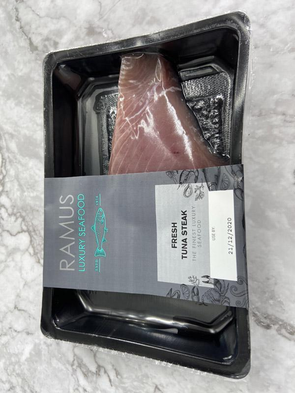 Load image into Gallery viewer, Ramus Tuna Steak 200g