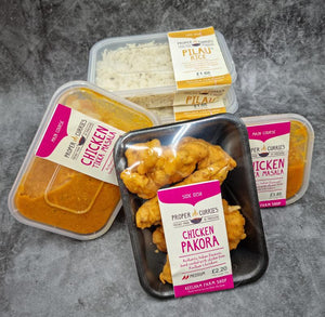 Load image into Gallery viewer, Keelham Curries - Meal Deal - The Favourite One - £10