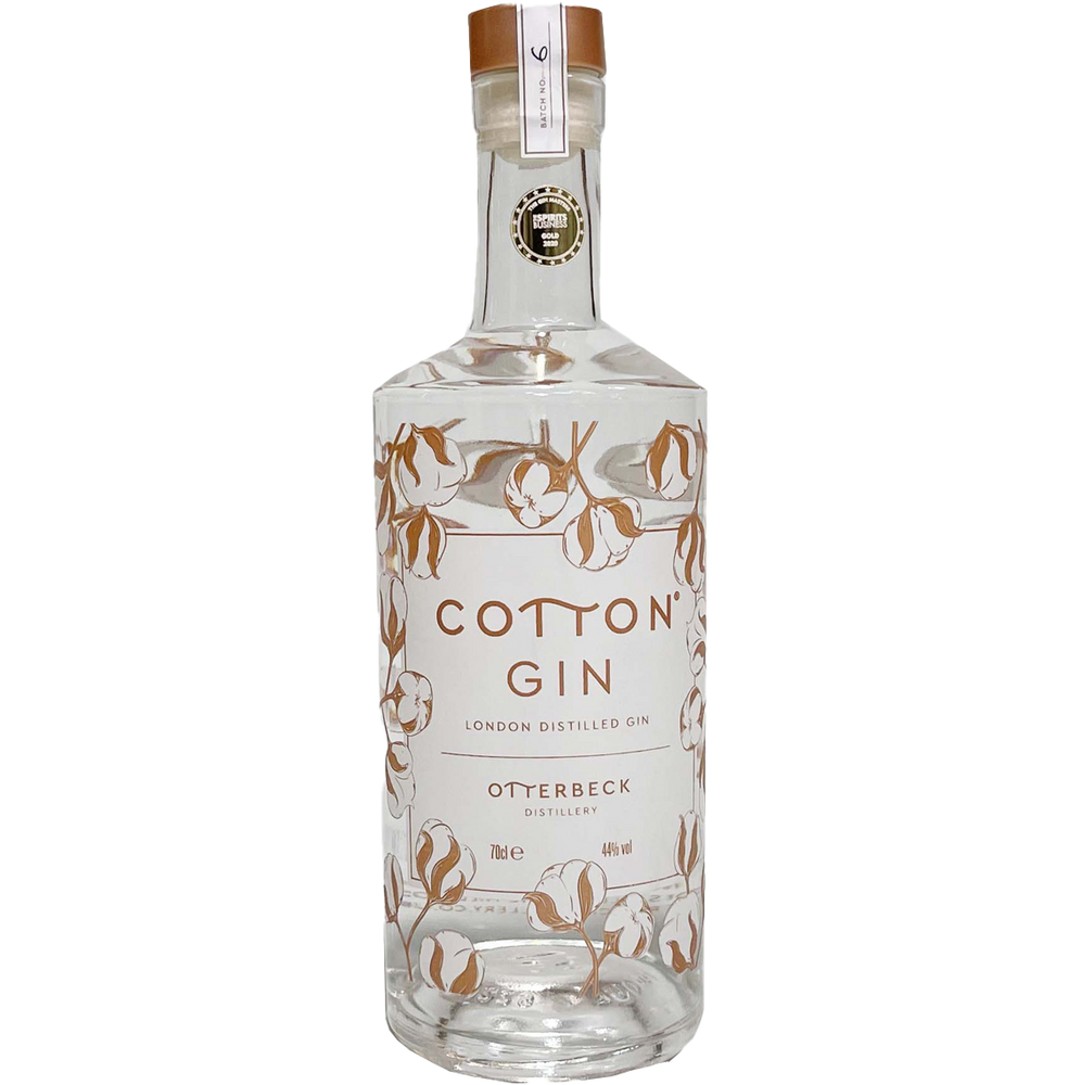 Otterbeck Distillery Cotton Gin 70cl