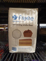 Doves Farm GF Self Raising White Flour 1kg