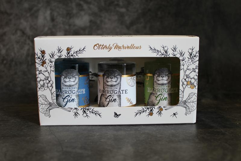 Harrogate Tipple Gin 5cl Gift Pack
