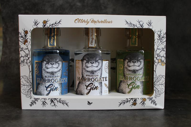 Harrogate Tipple Gin 20cl Gift Pack