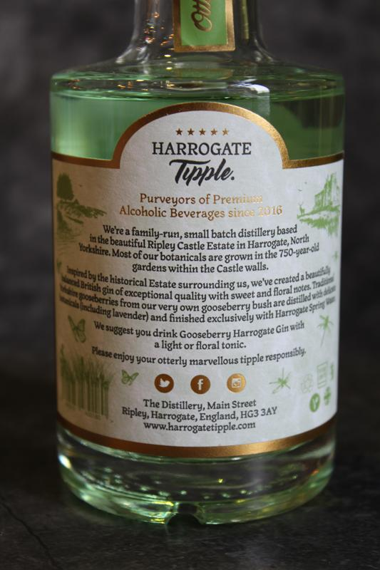 Load image into Gallery viewer, Harrogate Tipple Gooseberry Gin 20cl