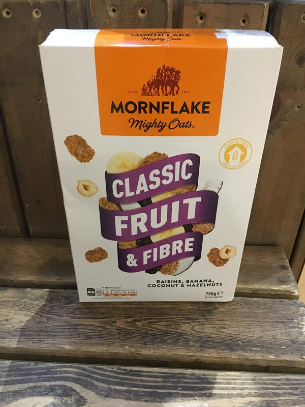 Mornflake Fruit & Fibre 750g
