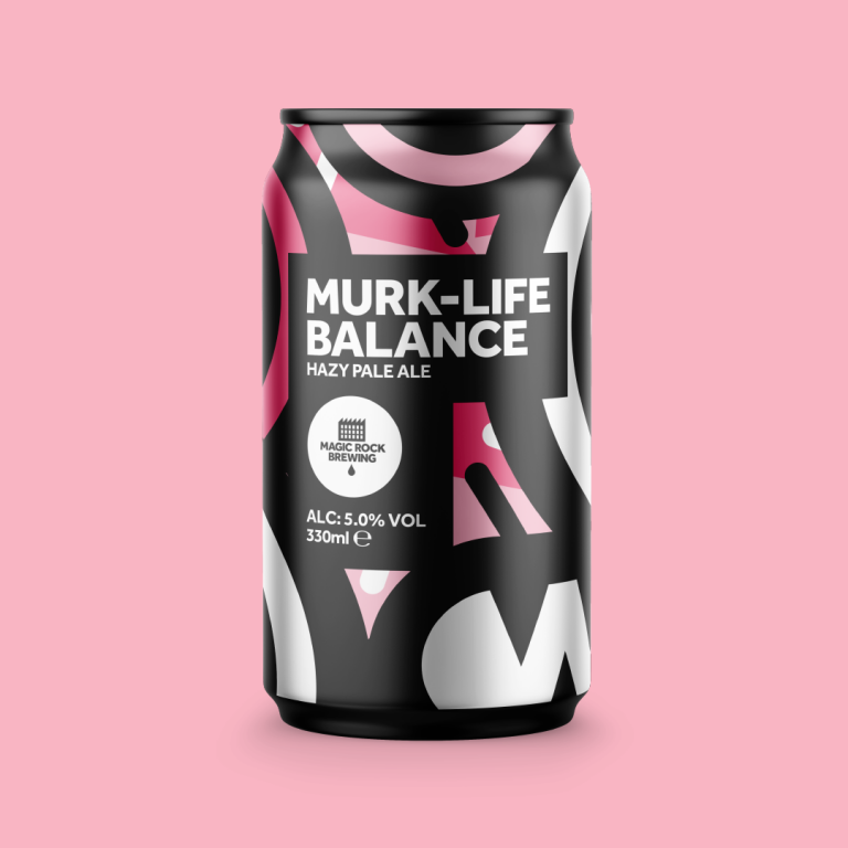 Magic Rock Murk Life Balance Hazy Pale Ale 330ml