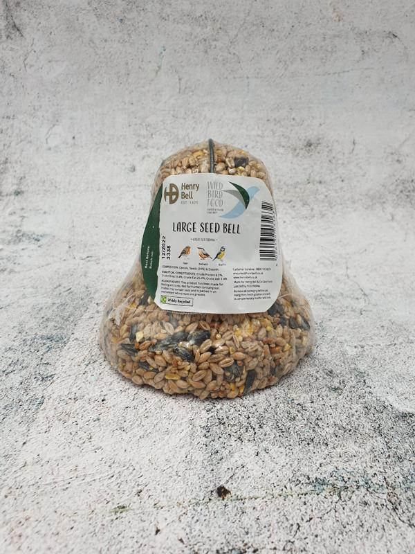 Henry Bell Bird Food - Large Seed Bell