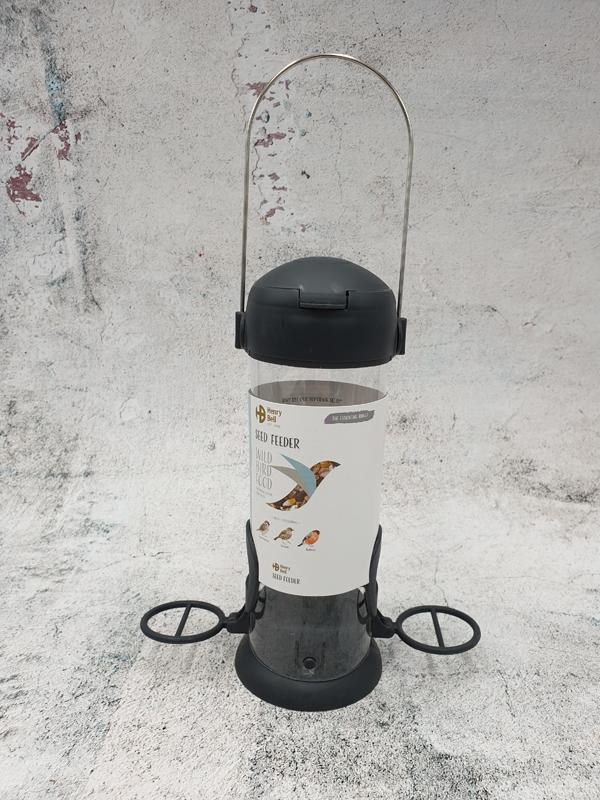 Henry Bell Bird Food - Wild Bird Peanut Feeder