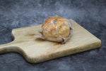 Roasted Garlic and Fountains Gold Cheese Scone
