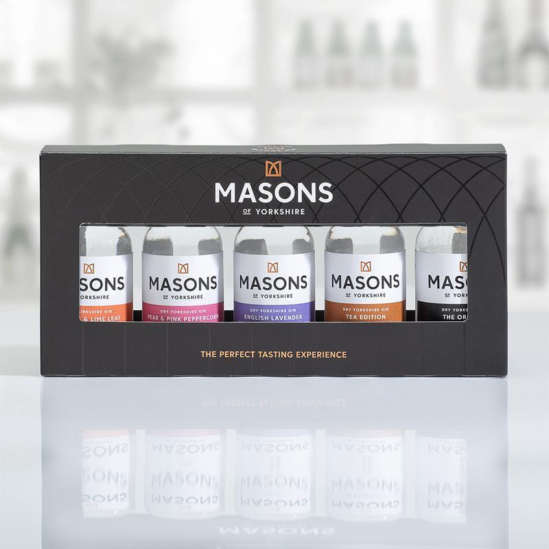 Masons 5cl x 5 Gift Pack