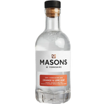 Masons Gin Orange and Lime Leaf 20cl
