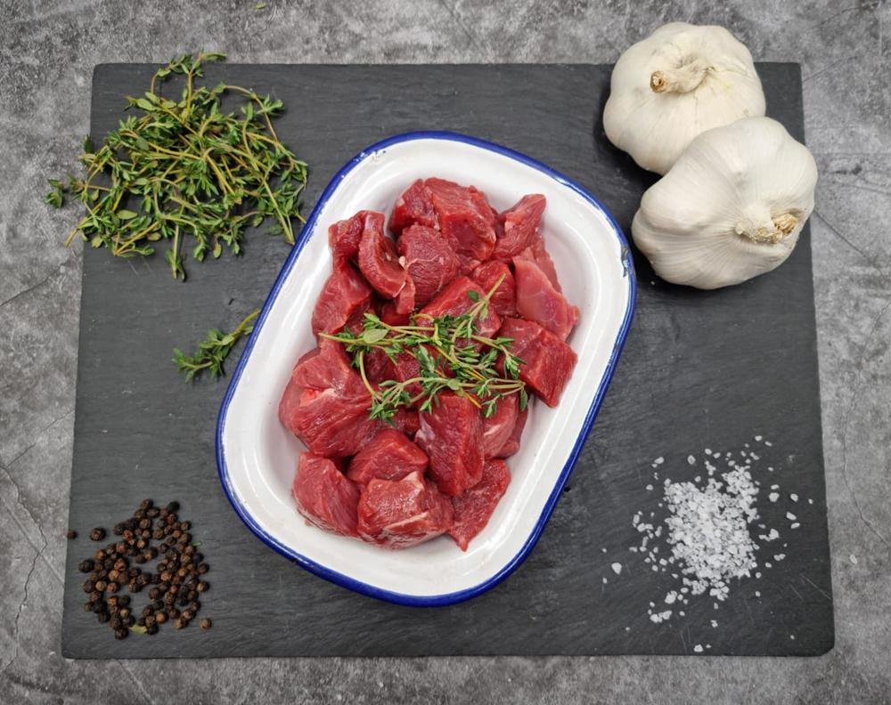 Diced Lamb Minimum Weight 1kg