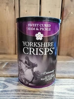 Yorkshire Crisps Ham & Pickle 100g