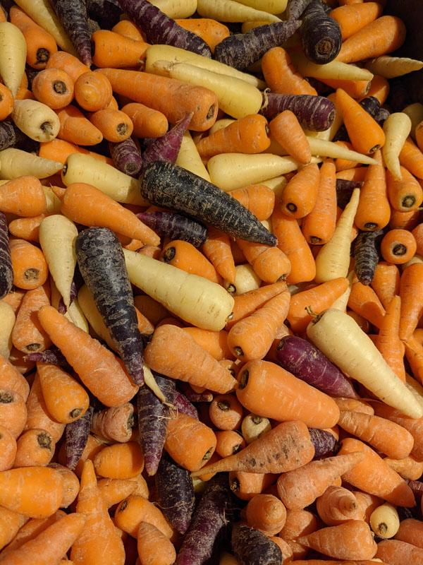 Chantenay Carrots, per 400g
