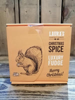 Laura's Christmas Spiced Fudge Box